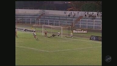 Botafogo-SP perde para o Penapolense e é eliminado da Copa Paulista - Tricolor sofreu derrota no sábado (6), fora de casa.