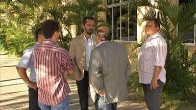 Roberto Cláudio e Elmano de Freitas encontra-se na TV Verdes Mares - Candidatos avaliaram campanha do primeiro turno e conversaram sobre as propostas do segundo turno.