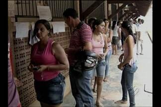 Mojuí dos Campos, município do oeste do Pará, tem a primeira eleição - Dos 32 mil habitantes, cerca de 16 mil eleitores estavam aptos a votar.