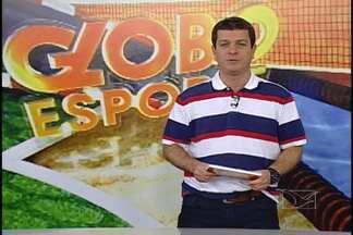 Globo Esporte MA 08-10-2012 - O Globo Esporte MA destacou a preparação do JV Lideral para a Segundinha Maranhense, do Maranhão para a sequência da Copa União e do Sampaio para o jogo de volta da semifinal da Série D
