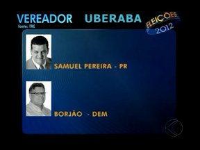 Confira quem são os novos vereadores de Uberaba e Ituiutaba, MG - Eleição foi realizada neste domingo (7) e foram escolhidos vereadores e prefeitos.