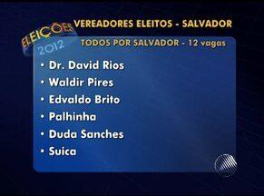 Saiba quais são os 43 vereadores que compõem a câmara de Salvador - Confira a lista de vereadores que vão ocupar a câmara de Salvador nos próximos quatro anos.