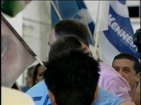 Joinville terá segundo turno nas eleições para prefeitura - Joinville terá segundo turno nas eleições para prefeitura