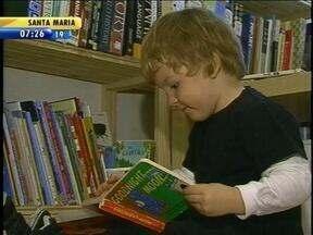 Feira do Livro de Caxias do Sul é oportunidade para incentivar a leitura para crianças - Feira vai até este domingo.