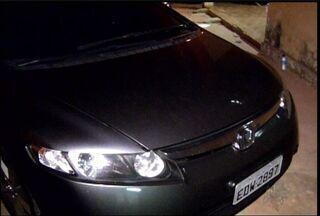 Prefeito de Antonina do Norte é detido por usar carro com placa clonada - Ele diz que carro era emprestado de amigo.