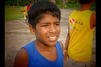 Corridinha do Círio vai ter um atleta 'conhecido' - Gabriel, de 12 anos, vai participar mais um ano