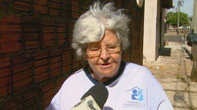 Especialista dá orientações para idosos caminharem com segurança - Especialista dá orientações para idosos caminharem com segurança.