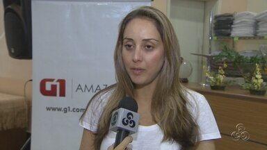Mercado online é tema de palestra em Manaus - O evento foi realizado para Comemorar um ano de criação dos dites G1 Amazonas, Globo Esporte Amazonas e home da Rede Amazônica