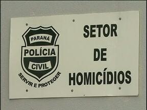 Policiais reclamam de estrutura da delegacia de homicídios - Somente no ano que vem a delegacia vai receber um prédio próprio.