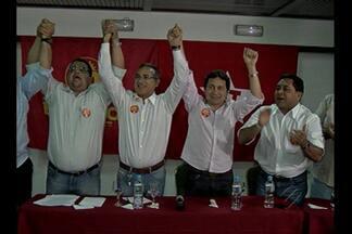 Edmilson Rodrigues acerta parceria com Alfredo Costa para segundo turno em Belém - Nova coligação foi anunciada nesta quarta-feira (10).