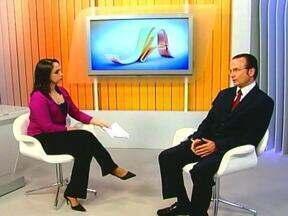 Luiz Augusto Schneider, eleito prefeito de Uruguaiana, RS, fala ao vivo no JA - O candidato do PSDB deve dar continuidade ao trabalho do atual prefeito.