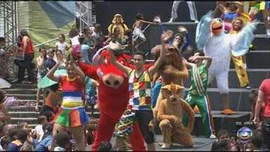 Palhaço Chocolate faz show gratuito no Parque Treze de Maio - Festa do Dias das Crianças começa às 15h, com muita música, dança e personagens infantis.