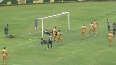 Tupi perde para o Brasiliense pela Série C do Campeonato Brasileiro - Time mineiro ficou em situação complicada após mais uma derrota.