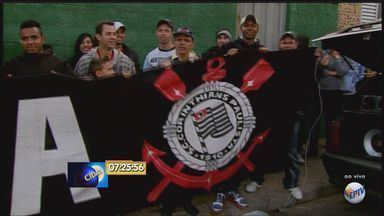 Começam as vendas de ingressos para Cruzeiro e Corinthians - Começam as vendas de ingressos para Cruzeiro e Corinthians