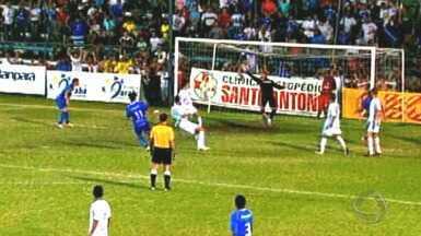 Luverdense mantém a liderança depois de empate com o Águia de Marabá - Times se enfrentam no Estádio Zinho Oliveira, em Marabá, pela 16ª rodada do Campeonato Brasileiro da Série C, a partida terminou empatada em dois a dois.