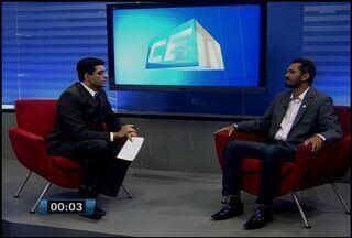 Candidato Elmano de Freitas promete políticas públicas para comunidades carentes - Ele disputa a prefeitura de Fortaleza pelo PT.