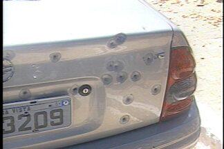 JPB2JP: 3 irmãos foram feitos reféns durante assalto na cidade de Boa Vista - Os bandidos queriam o dinheiro do pai deles.