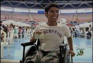 Onze mil pessoas do Ceará com deficiência podem votar no Ceará - Segundo turno ocorre em 28 de outubro.