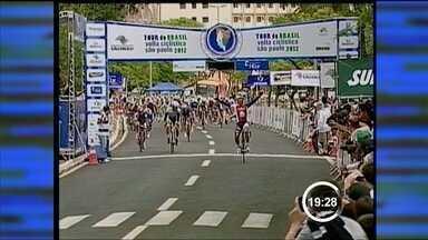 São José sobe ao pódio na etapa da Volta Ciclística de SP - Etapa foi disputada entre as cidades de Marília e Bauru.