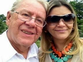 Polícia investiga morte de casal em bairro nobre de Londrina - Corpos do pecuarista José Otaviano Ribeiro e de sua mulher, Tatiana Simão, foram encontrados pela empregada e por um parente, no apartamento de luxo onde moravam. Eles estavam casados há três meses.