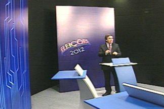 Veja preparativos para debate entre candidatos a prefeito em João Pessoa e Campina Grande - Estruturas e treinamento foram feitos para debates que acontecerão nesta sexta-feira à noite.