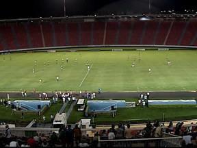 Uberlândia bate Villa Nova e assume segundo lugar na Taça Minas - Único gol da partida sai dos pés do volante Bruno Henrique, ainda no primeiro tempo. Com placar de 1 a 0, Verdão está com 12 pontos