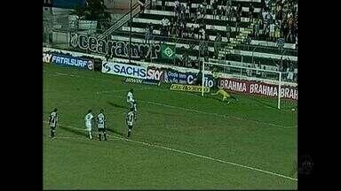 Ceará encara o Boa Esporte - Veja os preparativos da equipe alvinegra.