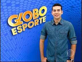 Globo Esporte - TV Integração 1/11/2012 - Veja os destaques do programa desta quinta-feira
