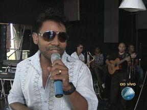 Cantor Pablo agita o programa desta quinta-feira - O músico grava DVD ao vivo na noite desta quinta, no Bahia Café Hall.