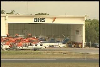 Aeronaves utilizadas por funcionários da Petrobrás estão paradas em Macaé - Um helicóptero apresentou defeito na Escócia, gerando um acidente.Todos os países que operam com o modelo decidiram suspender voos.