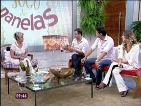 Participantes debatem sobre momentos decisivos do jogo na casa de cristal - Quem levará os R$ 10 mil: Ronan, Luciana, Calebe, Marina ou Bruno?