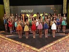 Jurados escolhem as seis finalistas to Top CUFA 2012 - Vencedora do concurso será decidida na próxima semana