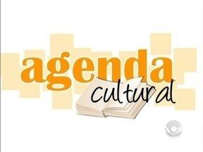 Confira as atrações da 'Agenda Cultural' - Cantora Paula Fernandes se apresenta em Palhoça nesta quinta-feira.