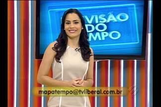 Previsão do tempo - Veja a previsão do tempo em todo o estado om a repórter Mariana Sampaio.
