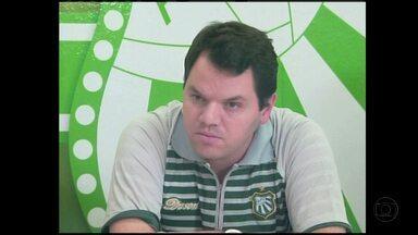 Tarcísio Pugliese vai comandar a Caldense no próximo Campeonato Mineiro - Novo técnico já indicou alguns nomes para compor o elenco.