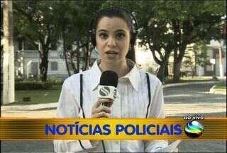 Postos de combustíveis são assaltados durante o final de semana no interior de SE - Dois postos de combustíveis foram assaltados neste domingo (11) no interior de Sergipe. Segundo a polícia, suspeita-se de ser a mesma quadrilha de criminosos terem atuado em Pirambu e Barra dos Coqueiros. Confira a ronda policial de hoje (12).