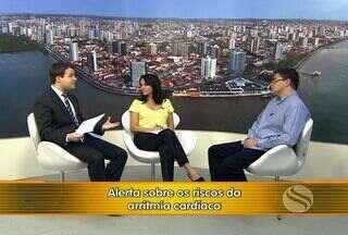 Os cuidados para a prevenção da arritmia cardíaca - Hoje (12) é o dia nacional de prevenção a arritmia cardíaca. Segundo a Sociedade Brasileira de Arritmias Cardíacas a cada dois minutos morre uma pessoa no Brasil vítima dessa doença. Médico fala sobre a prevenção e tratamento.