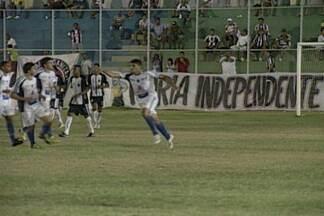 CSP vence Botafogo e sai na frente na decisão da Copa Paraíba - Veja como foi a vitória de virada do tigre em cima do belo.