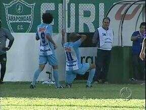Artilheiro do Tubarão volta em poucos dias - Alexandre Oliveira, que está no Atlético-GO, chega depois do Campeonato Brasileiro.