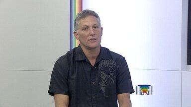 Márcio Bittencourt é entrevistado no Link Vanguarda - Veja o bate-papo com o novo técnico do São José