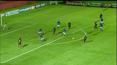Cruzeiro é derrotado na Copa do Brasil sub-20 - Time celeste é derrotado pelo Vitória, em Salvador, por 2 a 0.