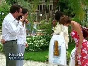 Divirta-se com os erros de gravação de O Beijo do Vampiro - Novela era estrelada por Flávia Alessandra, Tarcísio Meira e grande elenco