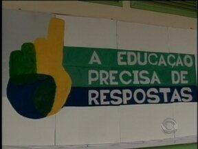 """Projeto do grupo RBS, """"Educação precisa de respostas"""", está em Joinville - Projeto do grupo RBS, """"Educação precisa de respostas"""", está em Joinville"""