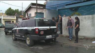Polícia chega ao líder do bando que sequestrou comerciante de São Vicente, SP - Segundo o criminoso, o comerciante está morto.