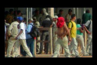 Obras em Belo Monte continuam paradas nesta terça-feira, 13 - Obras em Belo Monte continuam paradas nesta terça-feira, 13