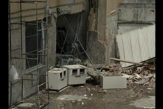 Bandidos explodem agência bancária em Capitão Poço, PA - Bandidos explodem agência bancária em Capitão Poço, PA.