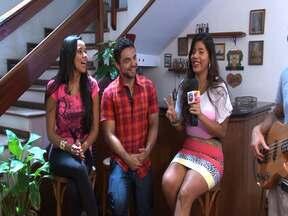 Nayra Costa fala sobr seus projetos - Cearense está representando o estado no The Voice Brasil