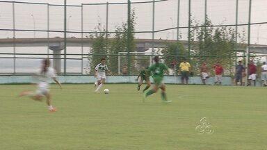 Iranduba conquista o bicampeonato do Amazonense de Futebol Feminino - As meninas representantes do município de Iranduba (a 22 quilômetros de Manaus) sagraram-se bicampeãs do Campeonato Amazonense de Futebol Feminino.