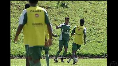 Boa Esporte e Uberlândia disputam última partida da fase de classificação - Jogo faz parte da Taça Minas Gerais.
