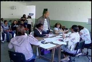 Teresópolis, RJ, recadastra beneficiados por aluguel social - Quase metade dos beneficiados não deveria estar recebendo o aluguel.